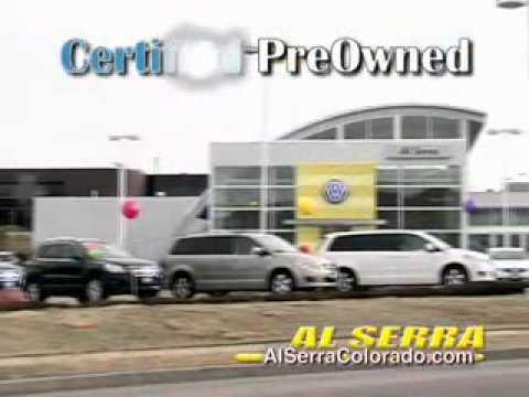 Al Serra Chevrolet Volkswagen Used Colorado Springs VW Commercial