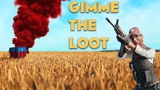 GIMME THE LOOT  ( PUBG Montage )