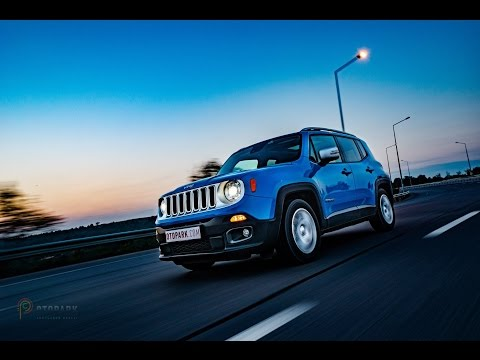 TEST | Jeep Renegade 1.4 MultiAir2 Limited [English Subtitled]
