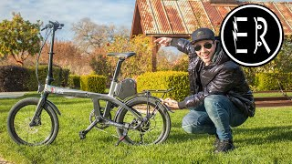 WORLD'S LIGHTEST FOLDING ELECTRIC BIKE! Furo Systems X Max review + giveaway results
