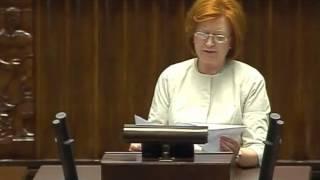 [254/451] Anna Bańkowska: Dziękuję bardzo. Chciałabym odwrócić adresata pytania, które zad...