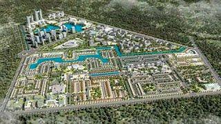 Dự án Khu đô thị Sao Vàng Long An - CAFELAND.VN