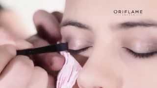 видео вечерний легкий макияж
