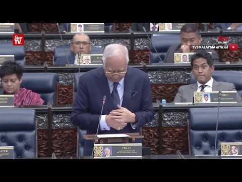 Najib crowing over his legacy in Dewan Rakyat