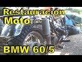 BMW 60 5 EN RESTAURACIÓN Julio contreras mecánico recomendado al 100