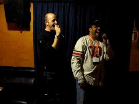 Ubuntu UDS Karmic - Karaoke - Titanic - Jono Bacon/Jorge Castro