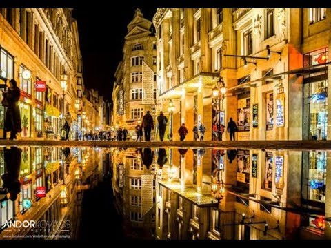 Vaci Utca Budapest Hungary
