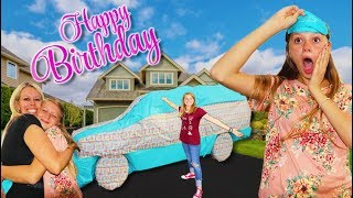 Alexia's 17th BIRTHDAY Special! | Parents Present 17 Year Old Daughter with HUGE Birthday Gift!