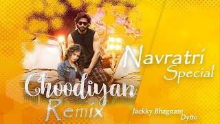 Choodiyan    Remix DJ Krit X DJ Dalal London    Jackky Bhagnani, Dytto    Navratri Special Mix