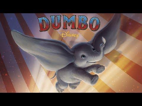 DUMBO Movie Book (2019)