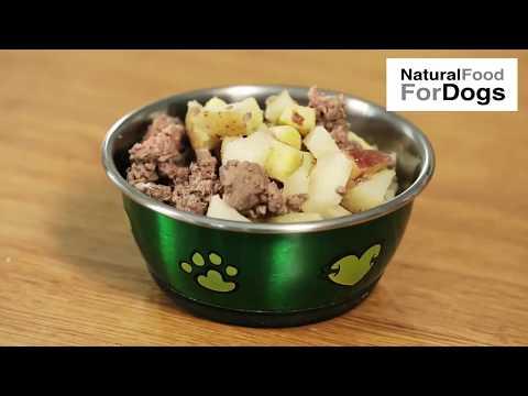 Вопрос: Как приготовить домашнюю еду для собаки?