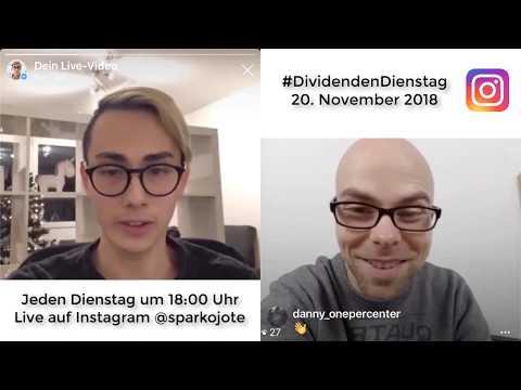 Realty Income monatliche Dividenden? 📆💸 | #DividendenDienstag 20. November 2018 | Sparkojote