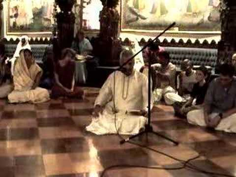 Prabhupada's Appearance Day - Nitai Chand Prabhu Offering