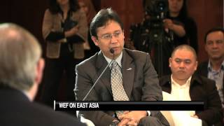 World Economic Forum 2015: Indonesia, Hurdles and Opportunities for Economic Growth