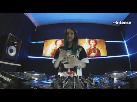Miss Monique - Live @ Radio Intense 08.03.2017