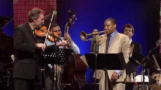 Second Line (Joe Avery's Blues) - Wynton Marsalis Quintet featuring Mark O'Connor and Frank Vignola