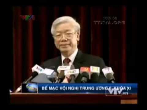 Bộ Chính trị Đảng Cộng sản Việt Nam đề nghị kỷ luật Thủ tướng Nguyễn Tấn Dũng