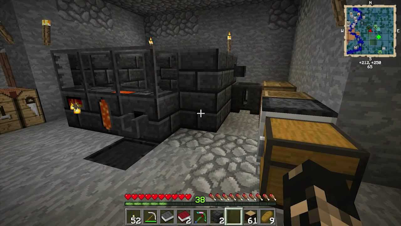 Smeltery Minecraft Tinkers Construct - Woonkamer decor