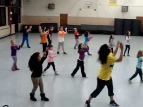 Happy – Pharell – Kids Zumba