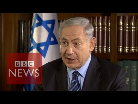 Israel PM Netanyahu: 'Iran is seeking to build an atomic bomb'