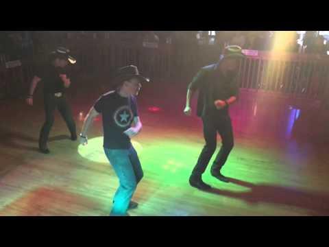 Flatliner - Line Dance Demo