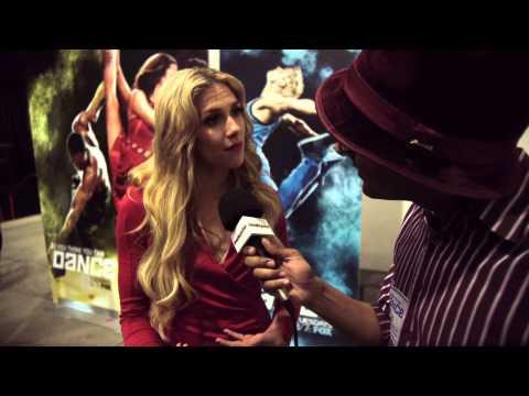 Murtz Jaffer Interviews Allison Holker At So You Think You Can Dance 10 Finale