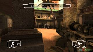 Shadow Ops: Red Mercury - Gameplay Xbox HD 720P