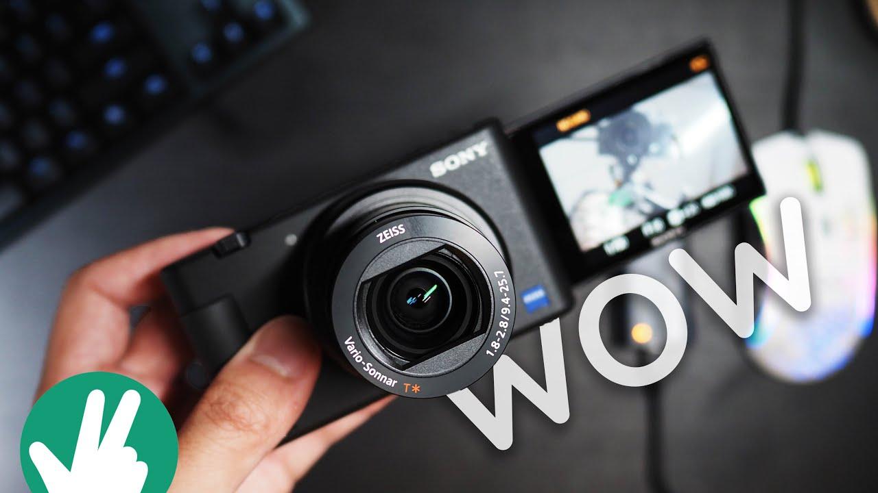 Sony ZV-1: A birthday VLOG!