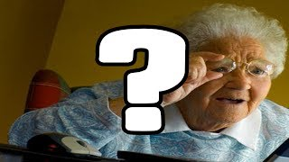 How To Be: A Grandma (In 3 Easy Steps) || CopyCatChannel
