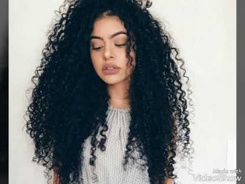 Grow 35 Inches Of 3b Curly Hair Overnight Subliminal