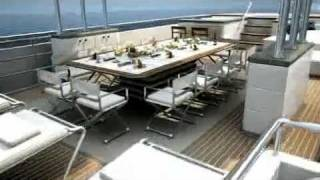 LUXURY POWER CATAMARANS  BY CURVELLE YACHTS