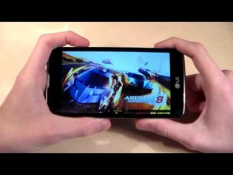 Игры LG K7 (GTA:SanAndreas, Asphalt8, ModernCombat5)