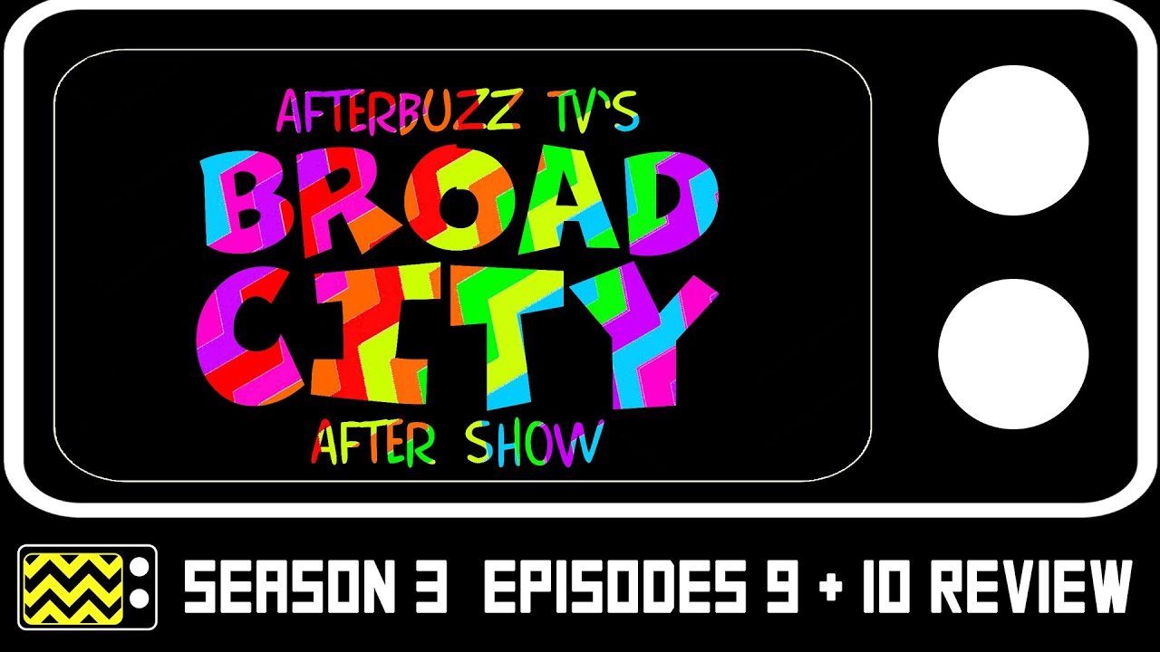 Download Broad City Season 3 Episodes 9 & 10 Review & Aftershow | AfterBuzz TV