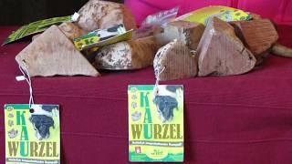 Жевательный корень для собак, Рыбки - полезные игрушки от cdVet