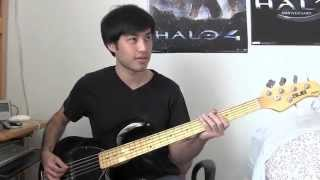 Avenged Sevenfold - Unholy Confessions Bass Cover (With Tab)