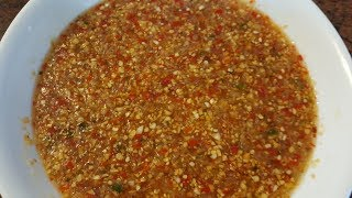 How to Make Seafood Dipping Sauce