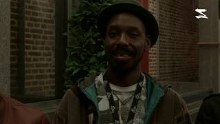 Shabaka and The Ancestors - Interview (Gent Jazz Festival 2017)