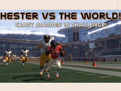 CAN DEVIN HESTER GET A KICK RETURN AMONGST GIANTS??? Madden 16 Challenge