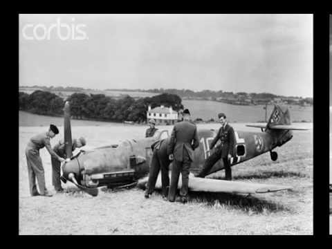 LUCKY AND HORRIBLE PLANE CRASHES OF WW2