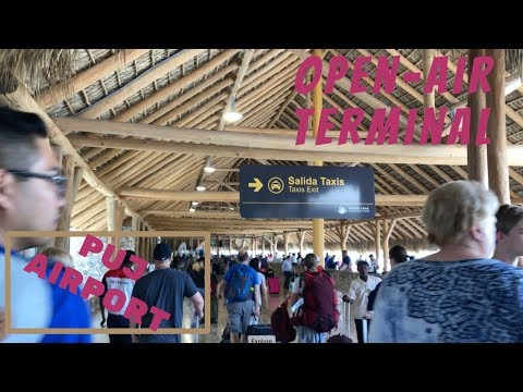 Punta Cana Airport [Arrival]