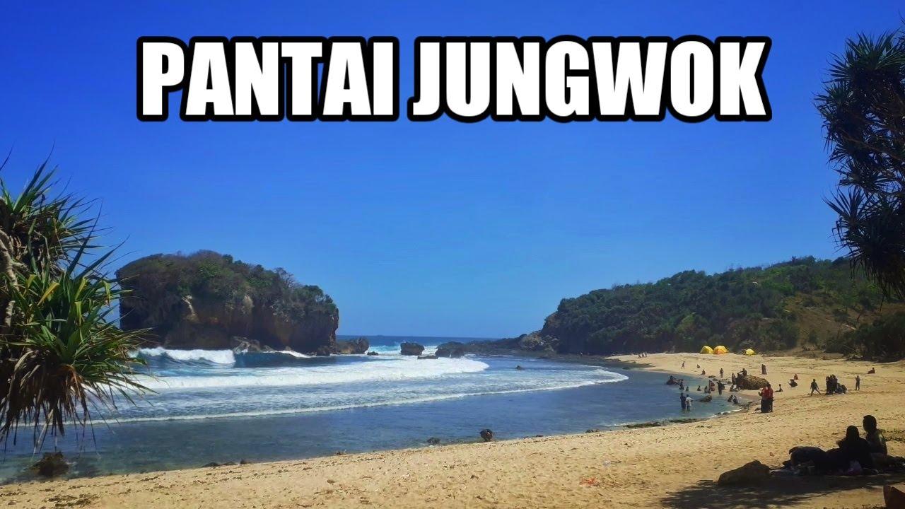 Yang Dirindukan Pantai Jungwok Gunungkidul Yogyakarta Youtube