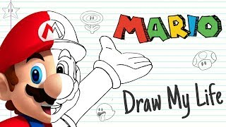 MARIO 🍄 | Draw My Life