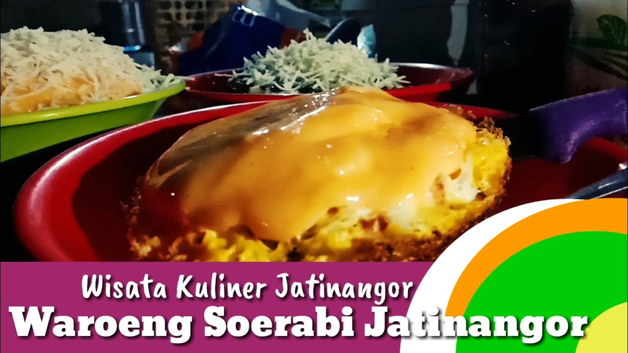 Wisata Kuliner Waroeng Soerabi Jatinangor Education