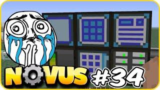 Ich brauch ein ME System! - Minecraft NOVUS #34 mit Clym   Earliboy