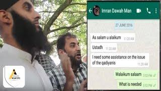 Dawah Man STRUGGLED with Ahmadiyya Arguments! (Adnan Rashid Teacher Drama)