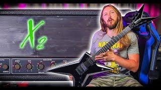 RANDALL X2 WARHEAD - Dimebag Guitar / Tone Demo