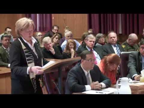 Rachel Shoaf's sentencing 2-26-14