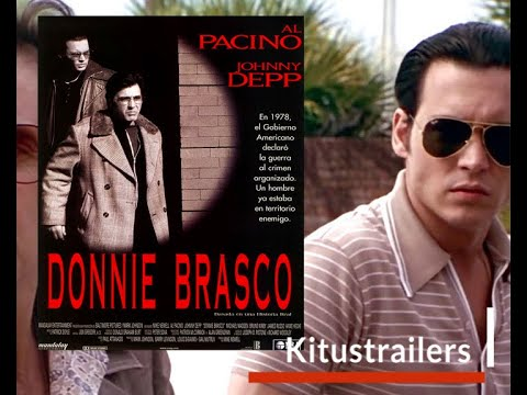 Trailer do filme Donnie Brasco