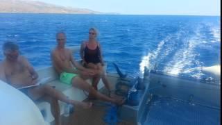 SIG 45 sailing Greece