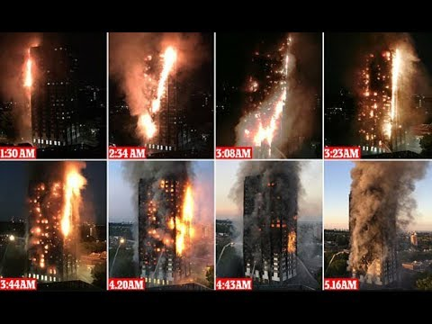 Fire in Latimer london